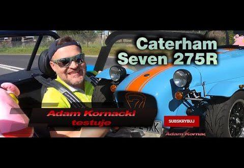 Caterham Seven, czyli Brytol dla wybrańców