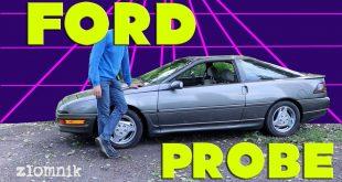Złomnik: Fort Probe i Ford Szczęśliwicki  – [Video]