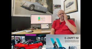Sobota z Pertynem nr 8 – salon samochodowy IAA Monachium 2021  – [Video]