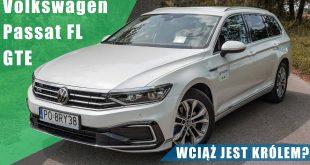 Volkswagen Passat B8 FL GTE 218KM 2021. Czy wciąż jest Królem segmentu?  – [Video]
