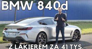 BMW 840d – i po co Ci to M8?  – [Video]