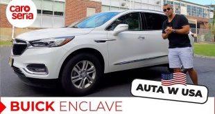 Auta w USA, czyli Buick Enclave to SUV z wnętrzem minivana (TEST PL 4K) | CaroSeria  – [Video]