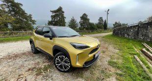 Toyota Yaris Cross FWD i AWD test PL Pertyn Ględzi  – [Video]