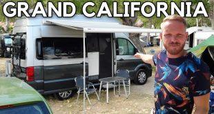Volkswagen Grand California 600 – 10 dni, 2500 km i upał obnażyły wady  – [Video]