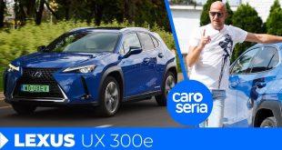 LEXUS UX 300e, czyli miejsce elektryków jest w mieście (TEST PL 4K) | CaroSeria  – [Video]