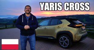 Toyota Yaris Cross – prawie polski hybrydowy B crossover (PL) – test i jazda próbna  – [Video]