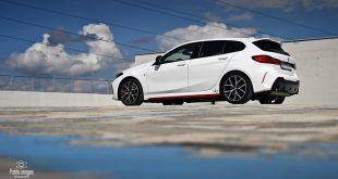 BMW 128ti test PL Pertyn Ględzi  – [Video]