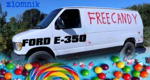 Złomnik: Ford E-350 –samochód porywacza  – [Video]