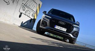 Audi Q5 SportBack 45 TFSI quattro test PL Pertyn Ględzi  – [Video]