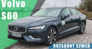 Volvo S60 Inscription B4 211KM 2021. Rozsądny Szwed.  – [Video]
