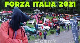 Złomnik: Forza Italia 2021 – relacja z torbą na głowie  – [Video]