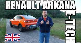 Renault Arkana E-Tech – Hybrid Coupe (ENG) – Test Drive and Review  – [Video]