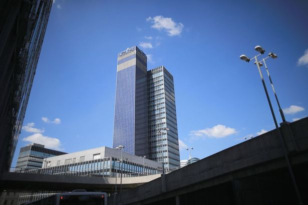 CIS Tower, Sustainable building Manchester