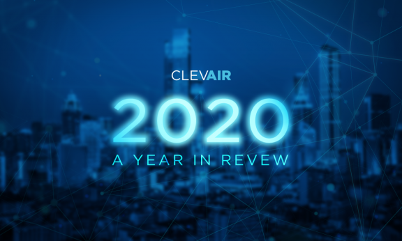 ClevAir 2020 year in review