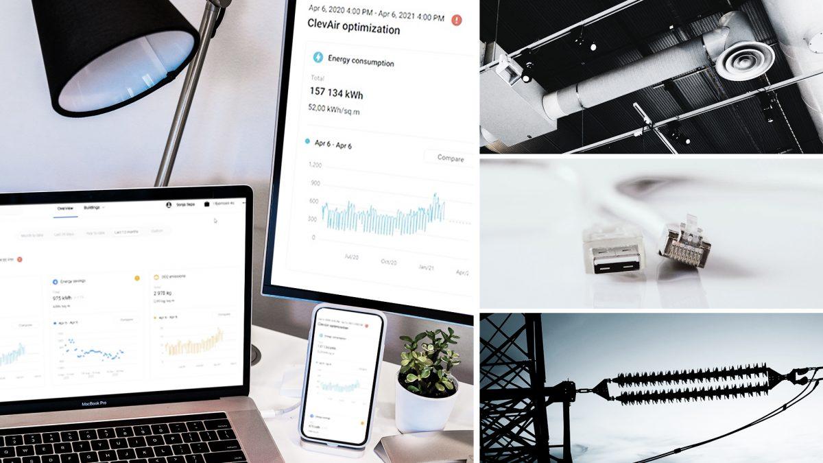 Building management with ClevAir