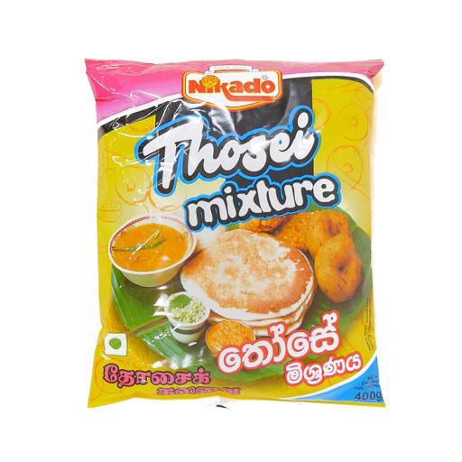 Nikado Thosai Mixture 400g - £1.49