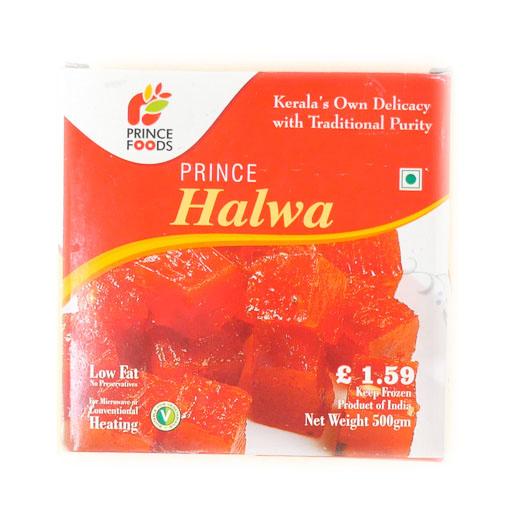 Prince Foods Frozen Halwa 500g - £1.29
