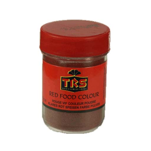 TRS Red Food Coloring 25g - £0.49