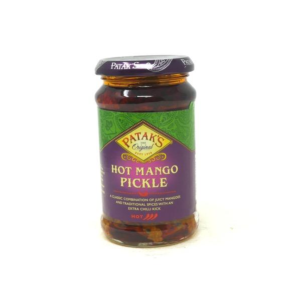 Pataks Hot Mango Pickle 283g - £1.99