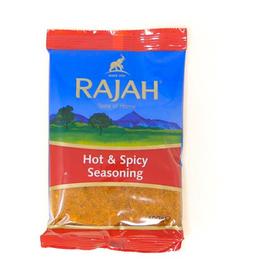 Rajah Hot & Spicy  Seasoning