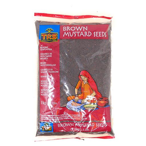 TRS Brown Mustard seeds 1kg - £2.99