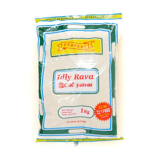 Shankar Idly Rava 1kg - £1.69