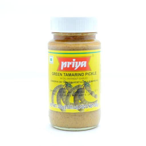 Priya Green Tamarind Pickle 300g - £1.49