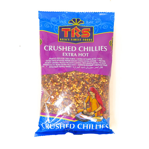 TRS Crushed Chillies Extra hot 250g - £1.69