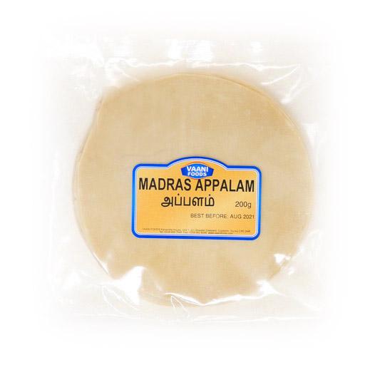 Vanni Madras Appalam