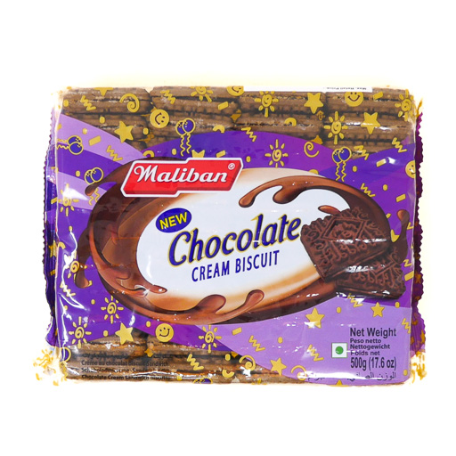Maliban Chocolate Cream 500g - £0.50