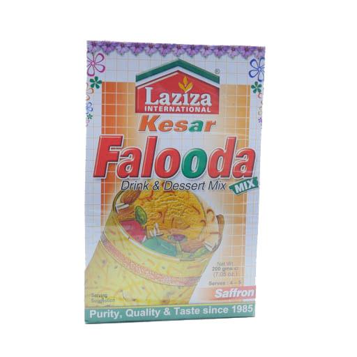 Laziza Kesar Falooda Mix 200g - £1.49