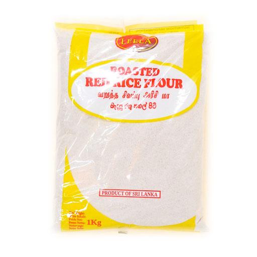 Leela Roasted Red Rice Flour