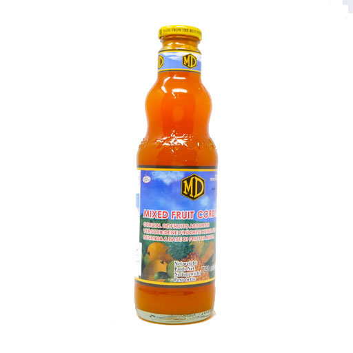 MD Mixed Fruit Cordial N/A