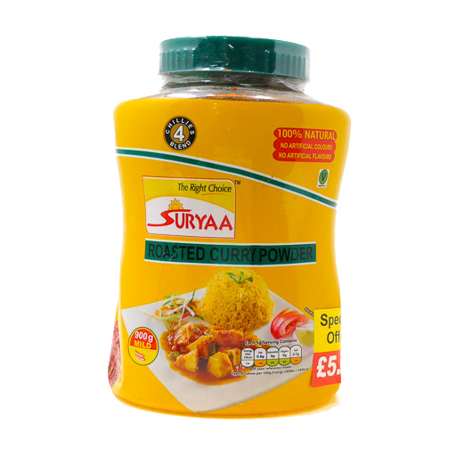 Suryaa Curry Powder  Mild 900g - £5.99