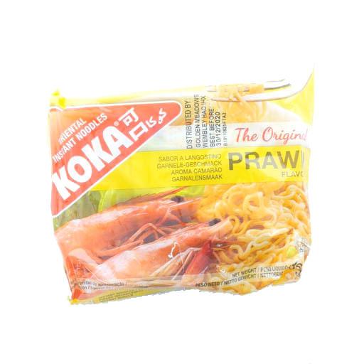 Koka Prawn Noodle 85g - £0.45