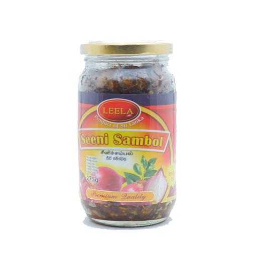 Leela Seeni Sambol (Wet) 275g - £3.99