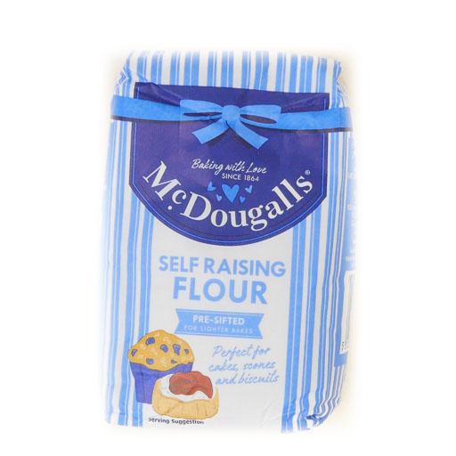 Mc Dougalls  Self Raising Flour 500g - £0.89