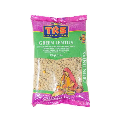TRS Green Lentils