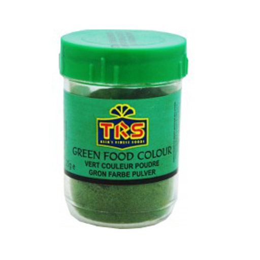TRS Green Food Colour 25g - £0.49