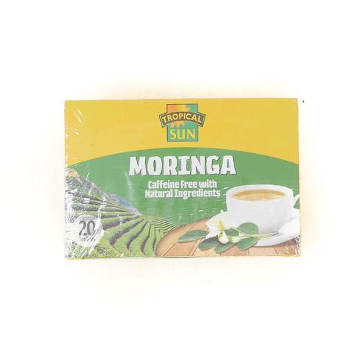 Tropical Sun Moringa  20bags - £1.49