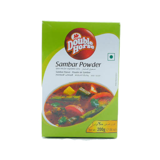 Double Horse Sambar Powder 200g - £1.79