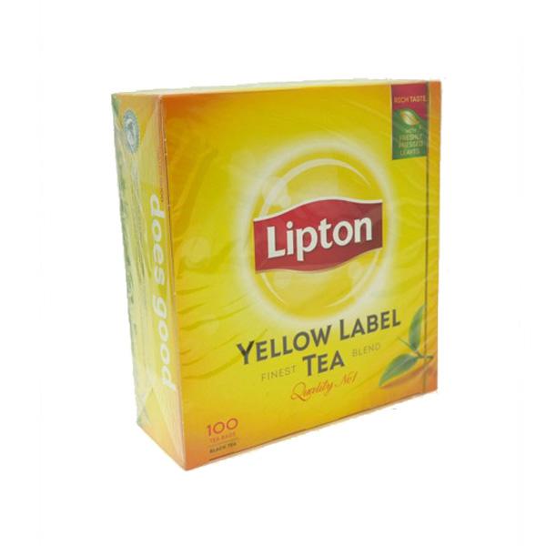 Lipton Yellow Label Tea 100g - £3.99