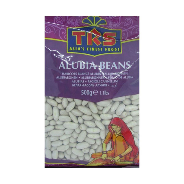 TRS Alubia Beans 500g - £0.99