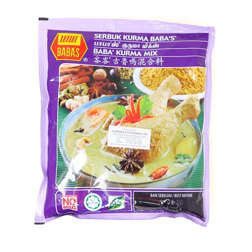 Baba's Kurma mix 125g - £1.79