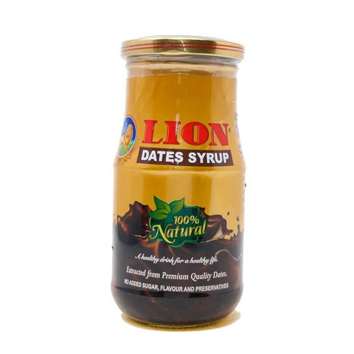 Lion  Dates Syrub