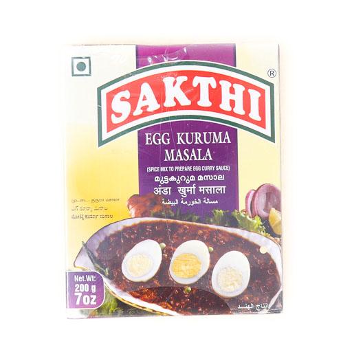 Sakthi Egg Kurima Masala 200g - £1.49