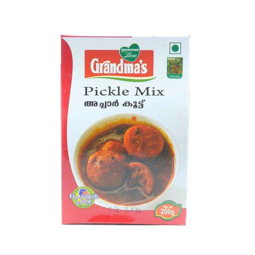 Grandma's Pickles Mix 200g - £1.79