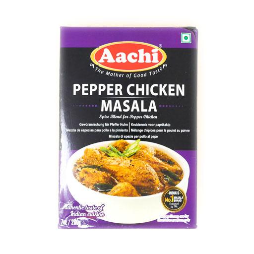 Aachi Pepper Chicken Masala 200g - £1.69
