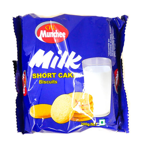 Munchee Milk Short Cake