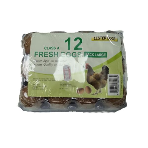 Class A  Egg Fresh 12 - £2.49